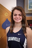 """(Size 4"""" x 6"""" with Vignetting) Natalie Price, Granville High School Blue Ace 2015-2016 Track State Champion"""