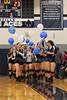 Senior Night - Watkins-Memorial High School Warriors at Granville High School Blue Aces - Thursday, October 9, 2014