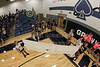Pregame Warm-Ups - Newark Catholic High School Green Wave at Granville High School Blue Aces - Varsity - Thursday, September 17, 2015