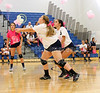 Licking Valley High School Panthers at Granville High School Blue Aces - Volley for the Cure - Freshmen Game - Thursday, September 24, 2015