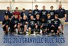 Friday, January 4, 2013 - Granville Middle School Blue Aces Wrestling