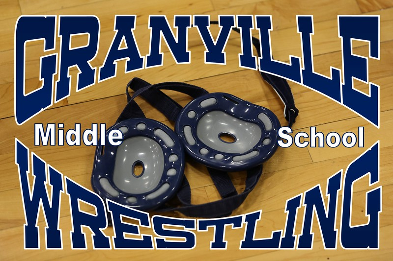 Thursday, January 31, 2013 - Licking Heights Hornets and Coshoston Redskins at Granville Blue Aces - Middle School