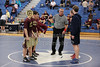 Thursday, January 31, 2013 - Licking Heights Hornets at Granville Blue Aces - Middle School