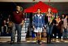 Friday Night Fight - Friday, January 24, 2014 - Watkins Memorial Warriors at Granville Blue Aces - Senior Night