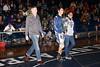 Senior Night - Friday Night Fights Under the Lights on Senior Night - Watkins Memorial High School Warriors at Granville High School Blue Aces - Friday, January 22, 2016