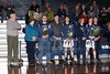 Senior Night - Friday Night Fights Under the Lights on Senior Night - Watkins Memorial High School Warriors at Granville High School Blue Aces - Friday, January 22, 2016