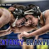Olentangy High School Braves at Granville High School Blue Aces - Saturday, December 12, 2020