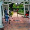 Gamble Gardens Video Shoot - 1