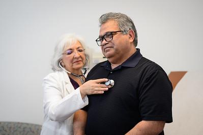 3/26/21 152514 -- San Antonio, TX --- © Copyright 2021 Mark C. Greenberg for University Health  Edgewood Clinic Physician: Elizabeth Martinez FNP Patient: Ben Lorenzano (Employee)