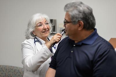 3/26/21 152323 -- San Antonio, TX --- © Copyright 2021 Mark C. Greenberg for University Health  Edgewood Clinic Physician: Elizabeth Martinez FNP Patient: Ben Lorenzano (Employee)