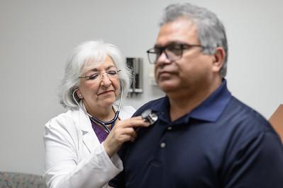 3/26/21 152410 -- San Antonio, TX --- © Copyright 2021 Mark C. Greenberg for University Health  Edgewood Clinic Physician: Elizabeth Martinez FNP Patient: Ben Lorenzano (Employee)
