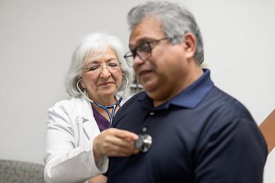 3/26/21 152613 -- San Antonio, TX --- © Copyright 2021 Mark C. Greenberg for University Health  Edgewood Clinic Physician: Elizabeth Martinez FNP Patient: Ben Lorenzano (Employee)