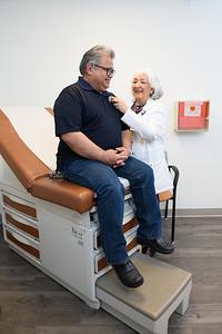 3/26/21 152121 -- San Antonio, TX --- © Copyright 2021 Mark C. Greenberg for University Health  Edgewood Clinic Physician: Elizabeth Martinez FNP Patient: Ben Lorenzano (Employee)