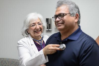 3/26/21 152413 -- San Antonio, TX --- © Copyright 2021 Mark C. Greenberg for University Health  Edgewood Clinic Physician: Elizabeth Martinez FNP Patient: Ben Lorenzano (Employee)