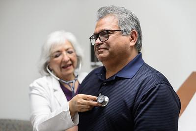 3/26/21 152424 -- San Antonio, TX --- © Copyright 2021 Mark C. Greenberg for University Health  Edgewood Clinic Physician: Elizabeth Martinez FNP Patient: Ben Lorenzano (Employee)