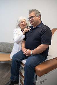 3/26/21 152648 -- San Antonio, TX --- © Copyright 2021 Mark C. Greenberg for University Health  Edgewood Clinic Physician: Elizabeth Martinez FNP Patient: Ben Lorenzano (Employee)