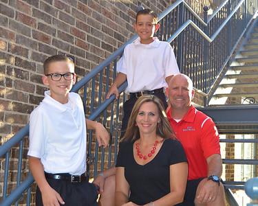 Burleson Elks Coaches Family