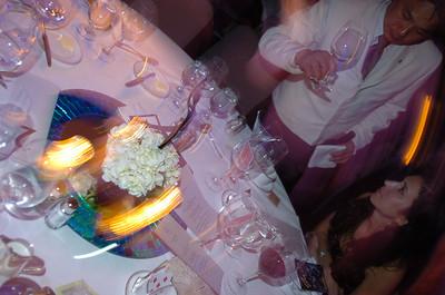 Cel's retirement gala dinner and dancing.