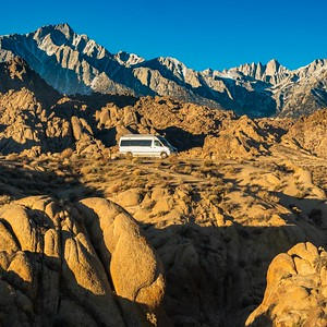 High Country Van Camping