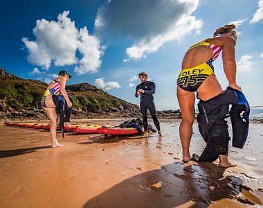 Triathletes & Paddleboards = ?