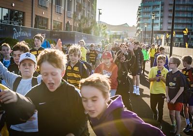 Fanzone & Coursewalk: Kids Overload!