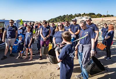 JT Beach Cleanup!