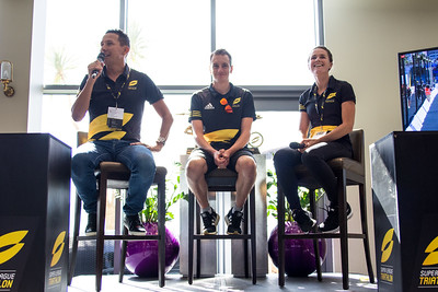 Q&A with the World's Best: Alistair Brownlee & Flora Duffy