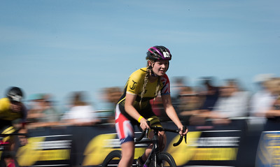 Female Youth Race