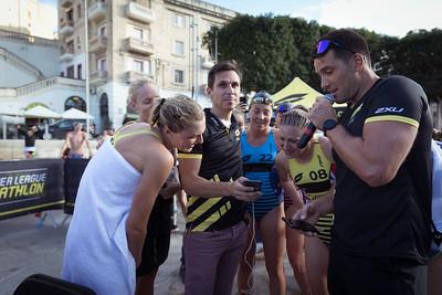 Womens Swim Time Trial