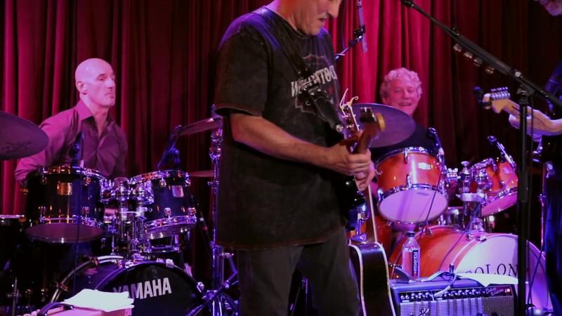 "John Hall Band Reunion ""Reach"" - Colony Woodstock  July 7, 2018"