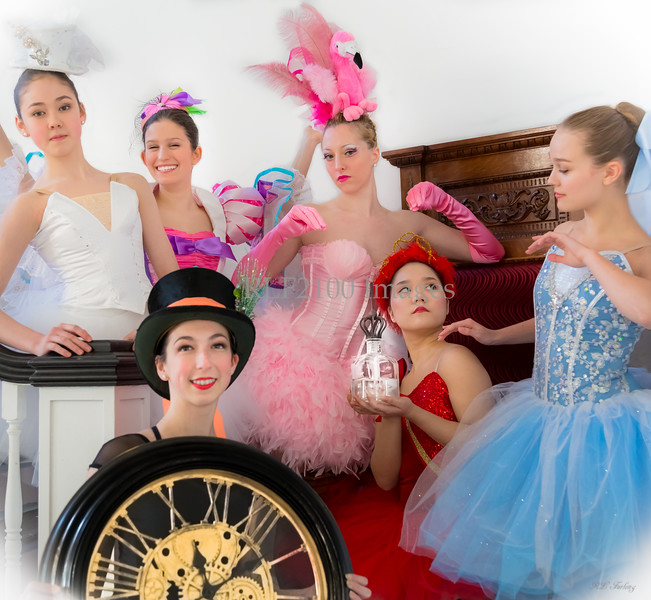 NYAB Alice in Wonderland By RLF2100