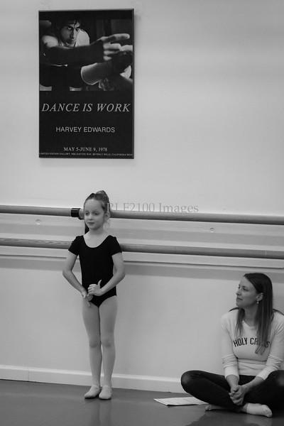 """""""Dance is Work"""""""