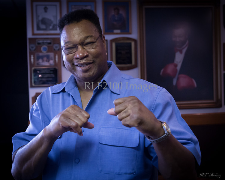 2014-07-31 Larry Holmes, Tony Polito, Bob Furlong Interview