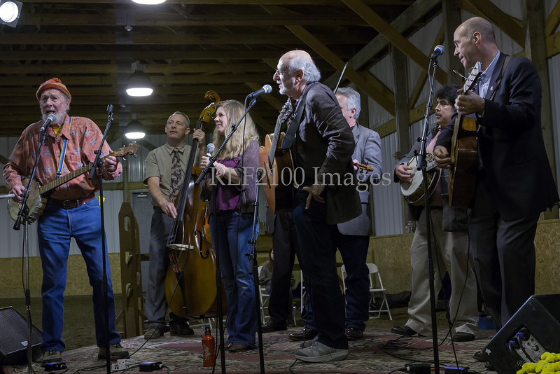 Pete Seeger, Peter Yarrow, Dar Williams for John Hall
