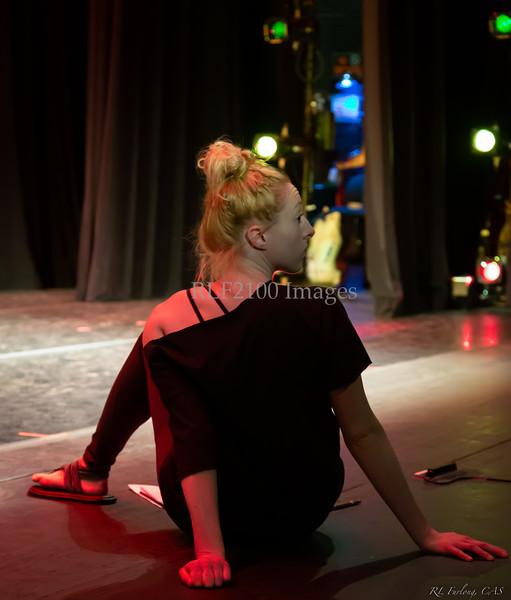 2019-06-04 NYAB Oz Bardavon Tech Rehearsal Act 1