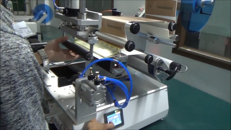 Oval Benchtop Tour - Set-Up From Label Threading to Labeling