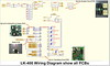 SealerOn400 Wiring Diagram show all PCBs