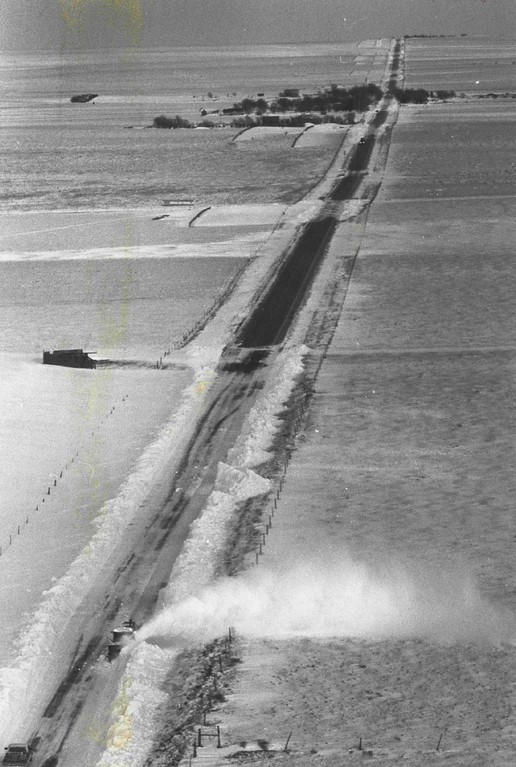 . DEC 29 1982, DEC 30 1982  Last Road to Open All highways throughout Colorado were reported open Wednesday night after the holiday weekend blizzard and a snow storm that shut down much of eastern Colorado on Monday night.  Credit: The Denver Post