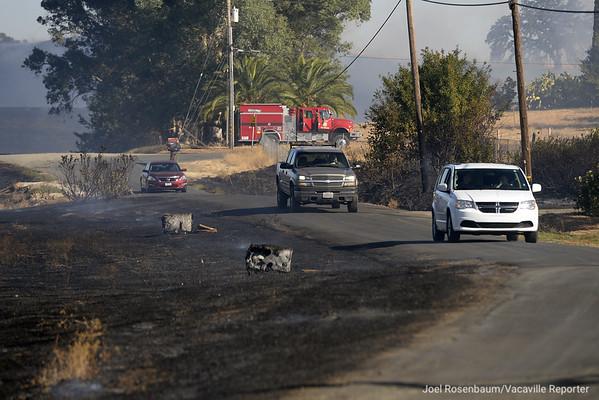 02.10.2017 Olivas Lane Grass Fire