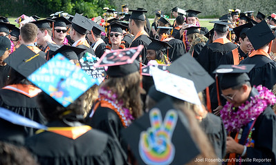 10.06.2018 Vacaville High Graduation