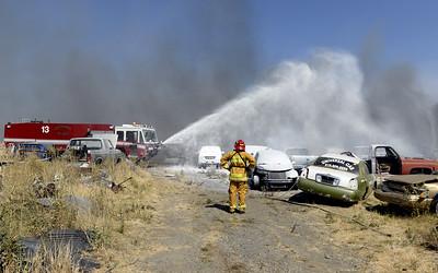 VAC-L-Salvage Yard Fire-0728-015