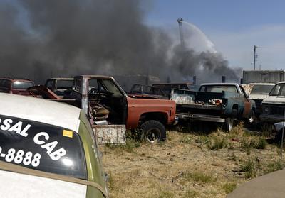 VAC-L-Salvage Yard Fire-0728-014