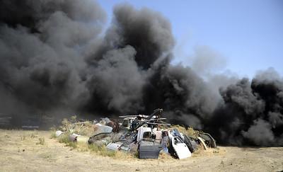 VAC-L-Salvage Yard Fire-0728-008