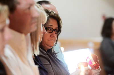 Erica Miller @togianphotog - The Saratogian:   On Sunday April 6th, 2014, the Saratoga County District Attorney's Office held the 15ht Annual Candelight Vigil for Victims of Crime at the Presbyterian-New England Congregational Church in Saratoga Springs. Parents of the horrible accident that occurred on I-87 were in attendance.