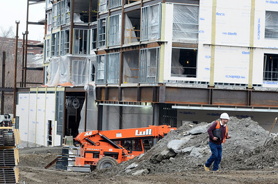 Erica Miller @togianphotog - The Saratogian:  DCG Development Co.'s façade improvement project of Congress Plaza was approved by the Saratoga Springs Design Review Commission. DCG Development Co., the largest owner/developer of commercial property in Saratoga County, currently is erecting Embassy Suites Saratoga Springs in Congress Plaza.  This second phase of work focuses on refacing the balance of the Congress Plaza shopping center.