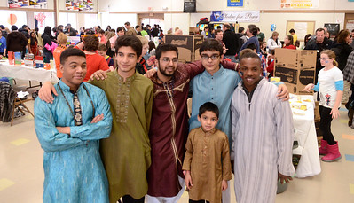 Ed Burke - The Saratogian 03/22/14 Indian and Pakistani influences were two of many cultures on display as Shenedenhowa students young and old participated Saturday in Shensational Global Expo 2014 at Shenendehowa West High School. The annual event celebrates the cultural diversity reflected in the local community.