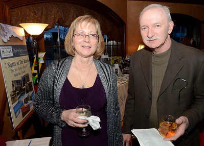 Ed Burke - The Saratogian 03/22/14 Kathy and Terry Ryfa attend Saturday's Treasure Island Birthday Bash fundraiser for the Children's Museum at Saratoga National Golf Club. Terry is a past board member of the museum.