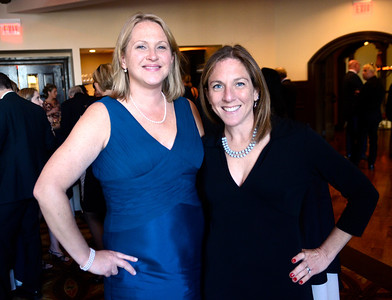 Ed Burke - The Saratogian 04/24/14 Among those attending the Cocktails & Couture fundraiser at Saratoga National were Alison Johnson, left, and Tracey Drew of Delmar. The event raises money for the Juvenile Diabetes Research Foundation.