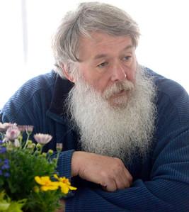 Ed Burke - The Saratogian 04/30/14 Tom Feuston serves as president of the Saratoga Springs Horse Show.