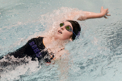 Erica Miller @togianphotog - The Saratogian    The Ballston Spa Swimming and Diving team had 5 girls that will be competing in the State Finals in Ithaca this weekend. Sophomore Kristina Keefe worked on her back stroke in the pool on Thursday 11/20/13.   SAR-l-BspaSwim2